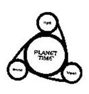 PLANET TIME LIGHT SOUND VISION