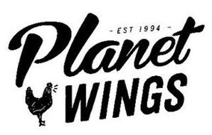 PLANET WINGS  - EST 1994 -