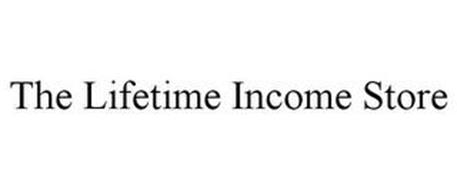 THE LIFETIME INCOME STORE
