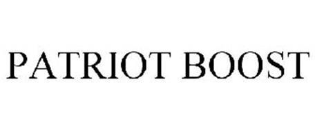 PATRIOT BOOST
