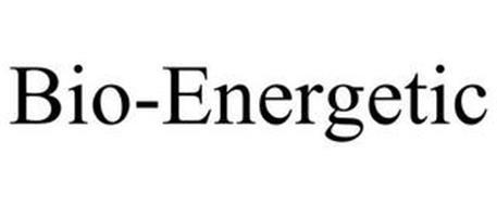 BIO-ENERGETIC
