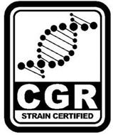 CGR STRAIN CERTIFIED
