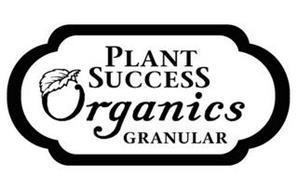 PLANT SUCCESS ORGANICS GRANULAR