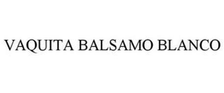 VAQUITA BALSAMO BLANCO