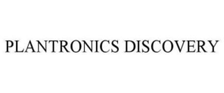 PLANTRONICS DISCOVERY