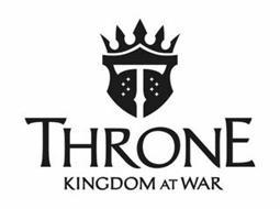 T THRONE KINGDOM AT WAR