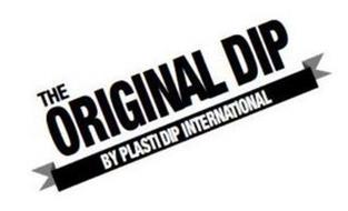 THE ORIGINAL DIP BY PLASTI DIP INTERNATIONAL