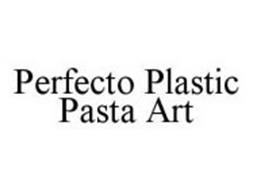 PERFECTO PLASTIC PASTA ART