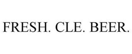 FRESH. CLE. BEER.