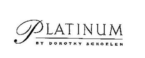 PLATINUM BY DOROTHY SCHOELEN
