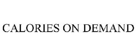 CALORIES ON DEMAND