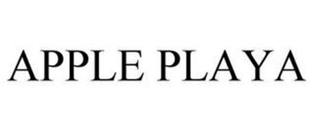 APPLE PLAYA
