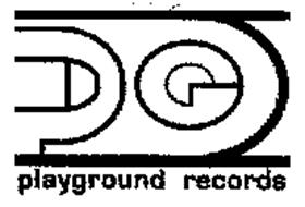 PG PLAYGROUND RECORDS