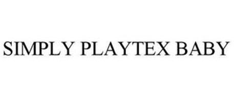 SIMPLY PLAYTEX BABY