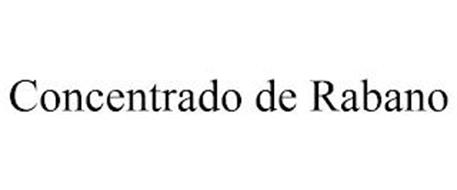 CONCENTRADO DE RABANO