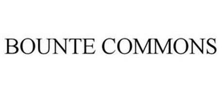 BOUNTE COMMONS