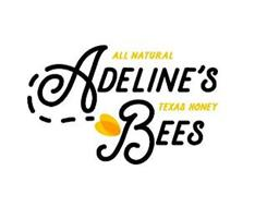 ADELINE'S BEES ALL NATURAL TEXAS HONEY