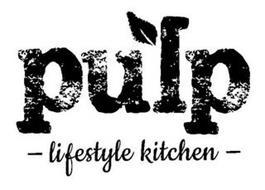 PULP - LIFESTYLE KITCHEN -