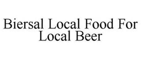BIERSAL LOCAL FOOD FOR LOCAL BEER