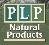 PLP NATURAL PRODUCTS