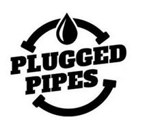 PLUGGED PIPES