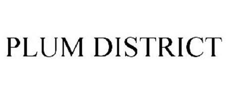 PLUM DISTRICT