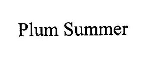 PLUM SUMMER