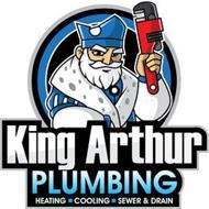 KING ARTHUR PLUMBING HEATING COOLING SEWER & DRAIN