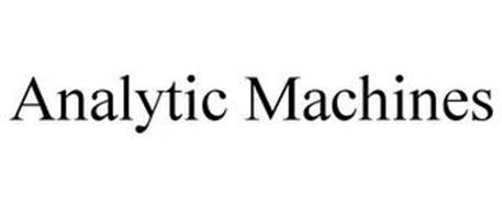 ANALYTIC MACHINES