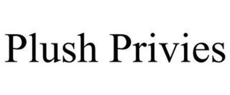 PLUSH PRIVIES