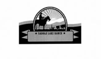 SADDLE LAKE RANCH