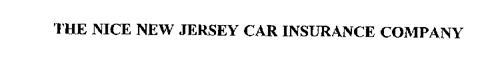 THE NICE NEW JERSEY CAR INSURANCE COMPANY