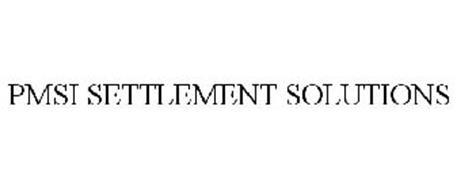 PMSI SETTLEMENT SOLUTIONS