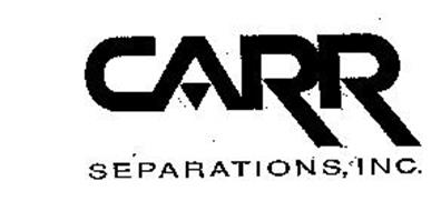 CARR SEPARATIONS, INC.