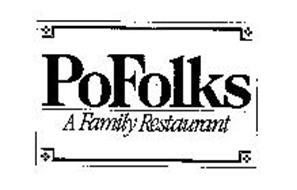 POFOLKS A FAMILY RESTAURANT