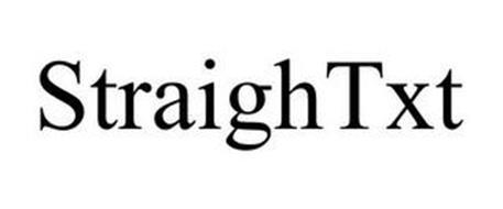 STRAIGHTXT