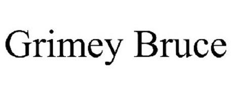 GRIMEY BRUCE