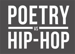 POETRY VS HIP-HOP
