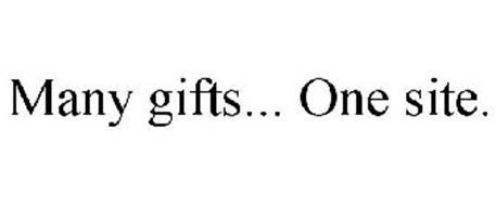 MANY GIFTS... ONE SITE.