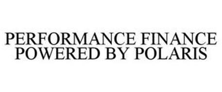 PERFORMANCE FINANCE POWERED BY POLARIS