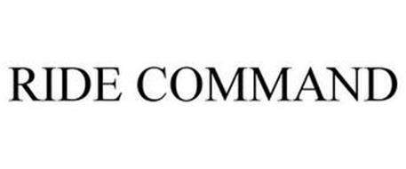 RIDE COMMAND