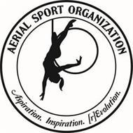 AERIAL SPORT ORGANIZATION ASPIRATION. INSPIRATION. [R]EVOLUTION.