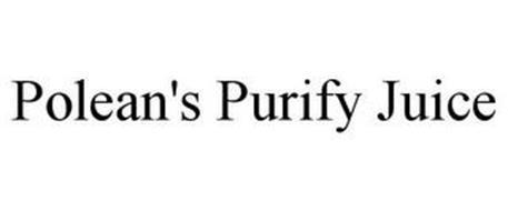 POLEAN'S PURIFY JUICE