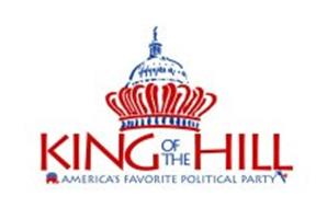KING OF THE HILL - AMERICA'S FAVORITE POLITICAL PARTY