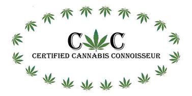 C C CERTIFIED CANNABIS CONNOISSEUR