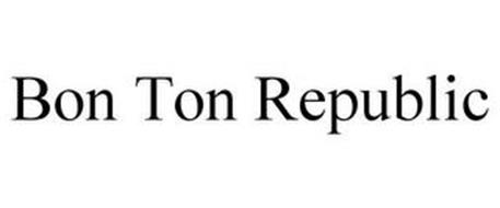 BON TON REPUBLIC