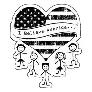 I BELIEVE AMERICA...