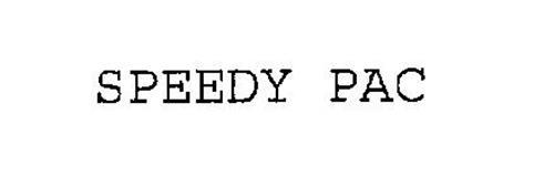 SPEEDY PAC