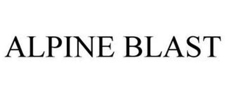ALPINE BLAST