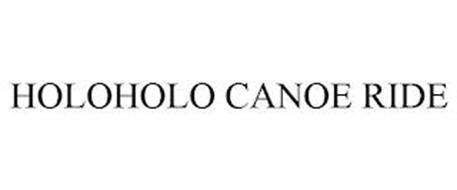 HOLOHOLO CANOE RIDE